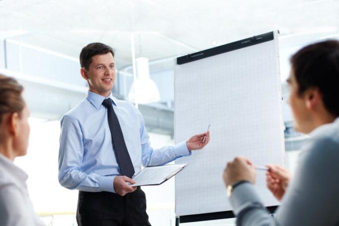 Бизнес-тренер в Харькове